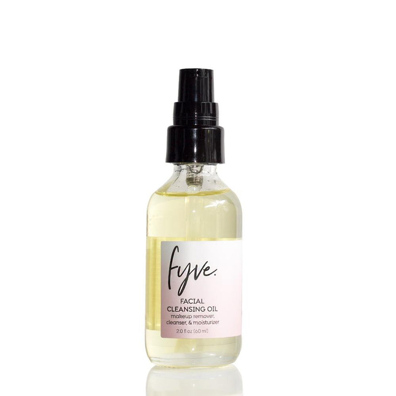 Facial Oil Cleanser - Fyve, Inc.