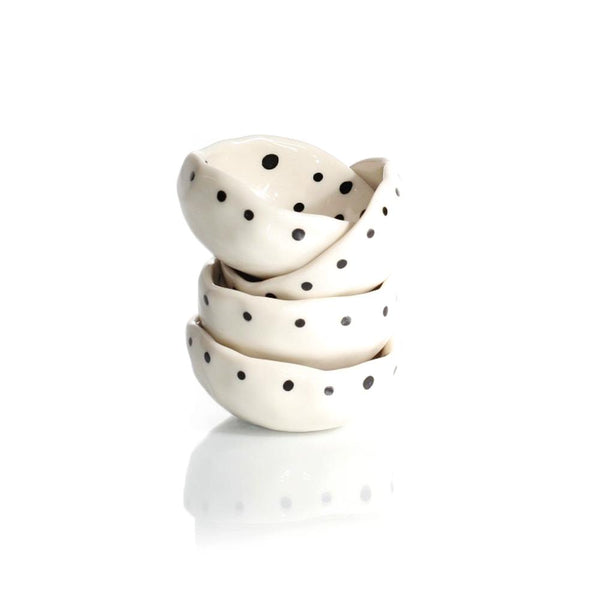 Mini Ceramic Bowl - Fyve, Inc.