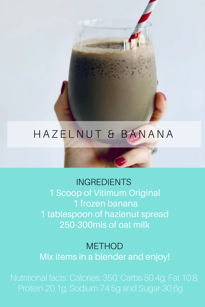 Breastfeeding Protein Shake