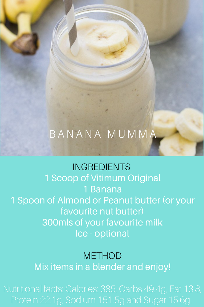 Banana Protein Smoothie