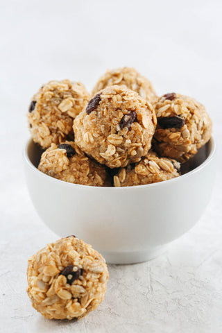 Oat Protein Balls