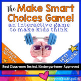 Make Smart Choices Game... Perfect for management , rules & social skills