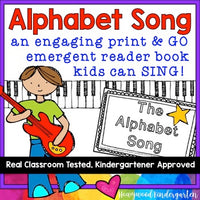 Alphabet Song Book