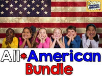 American Symbols BUNDLE! Presidents , Constitution Day , Eagles , Flag & MORE!
