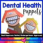 Dental Health Puppets for healthy, happy teeth