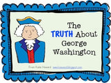 President's Day Activities : The TRUTH about George Washington