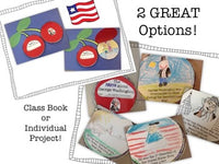 President's Day! Class books about Washington & Abraham Lincoln!