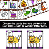 Write the Room .. CVC & CVCE words .. simple, letter & sounds literacy word work