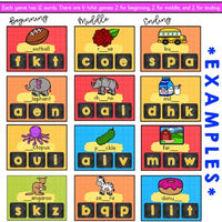 Digital Letter Sound Activities for Google Seesaw Distance Hybrid or In Person!