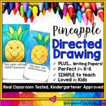 Pineapple Directed Drawing