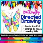 Butterfly Directed Drawing