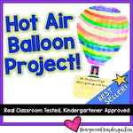 Hot Air Balloon Project!