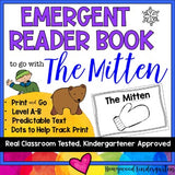 The Mitten : An Emergent Reader