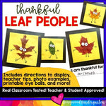 Thankful Leaf People Project
