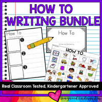 How To Writing Bundle : Book Templates and Idea Lists