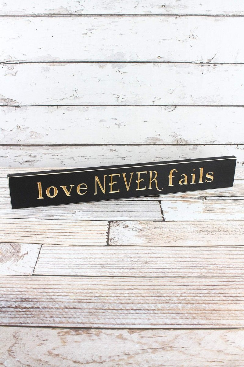 Love Never Fails 24