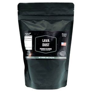 Lava Dust Seasoning - 16oz
