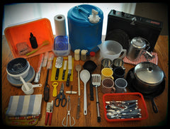 Car camping how to pack the perfect camp kitchen for Perfect kitchen equipment