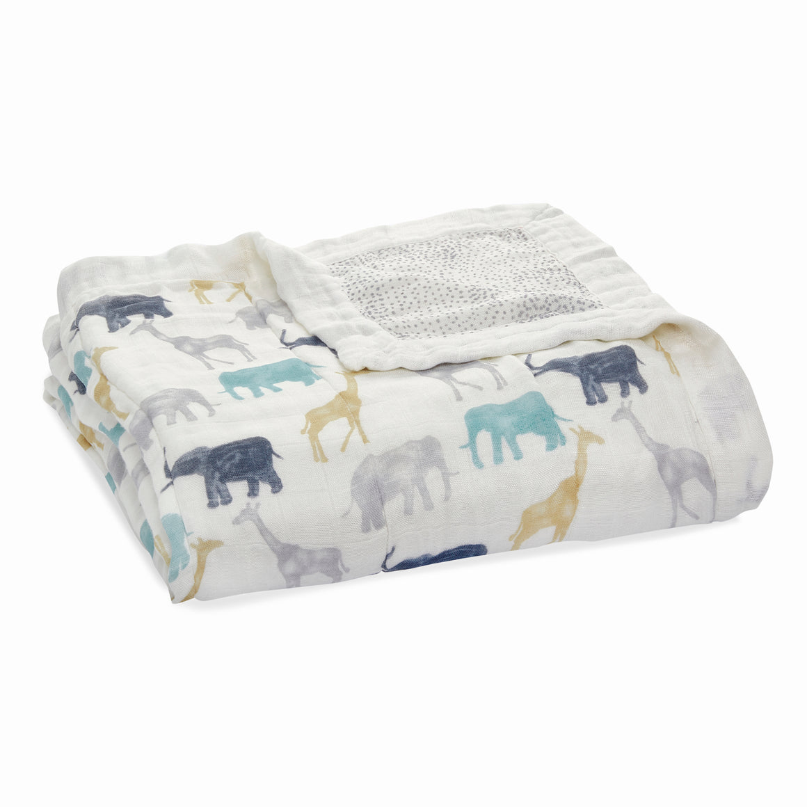 aden + anais expedition silky soft bamboo muslin dream blanket