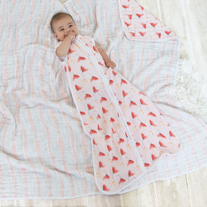 aden+anais picked for you -1 tog classic sleeping bags (S,M, L, XL Sizes available)