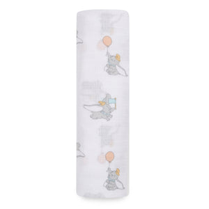 aden + anais essentials DISNEY Dumbo classic single swaddle