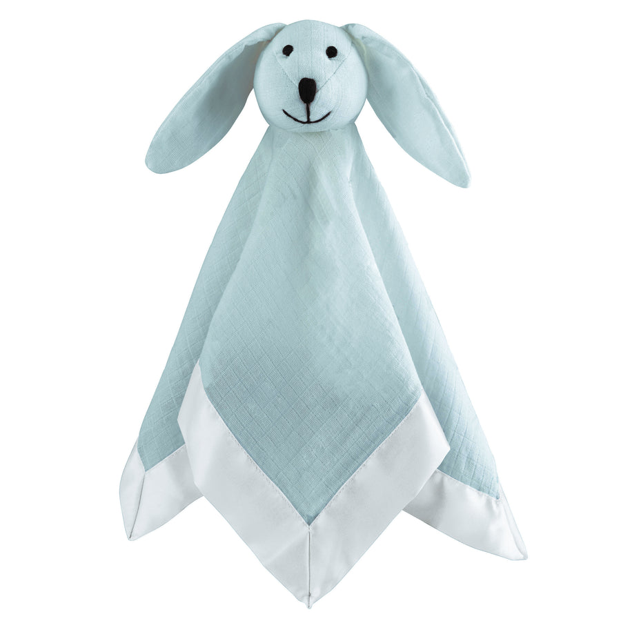 aden by aden + anais solid winter sky lovey musy mate security blanket