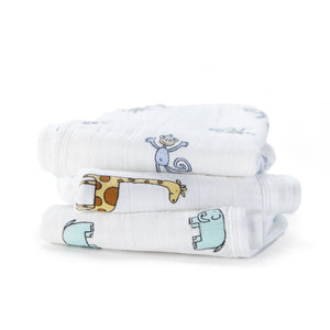 aden + anais jungle jam 3pk muslin washcloths