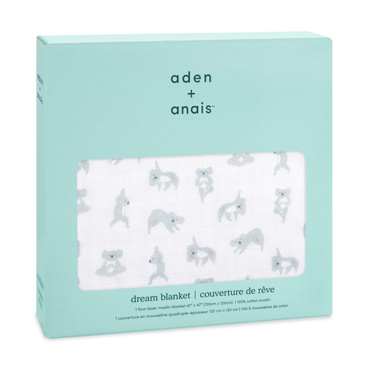 aden + anais  Now + Zen Medallion classic dream blanket