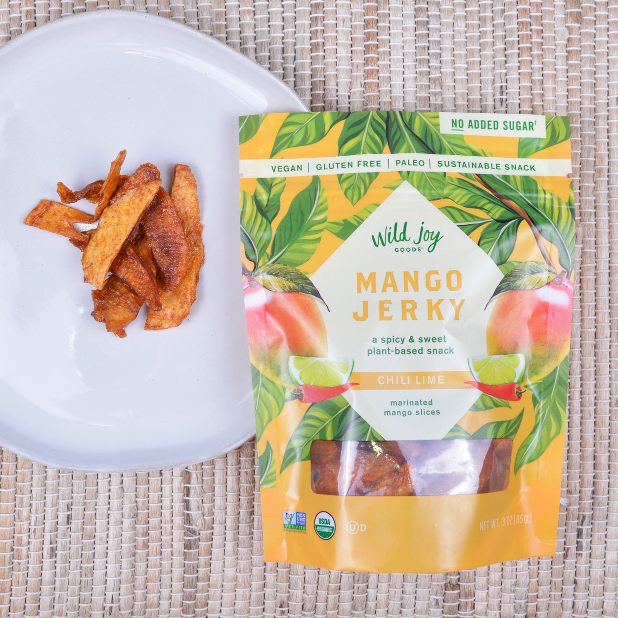 Mango Jerky Chili Lime