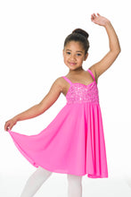 Load image into Gallery viewer, Studio 7 Sequin Lyrical Dress (Child)