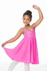 Studio 7 Sequin Lyrical Dress (Child)
