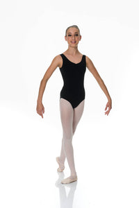 Studio 7 Cotton Thick Strap Leotard
