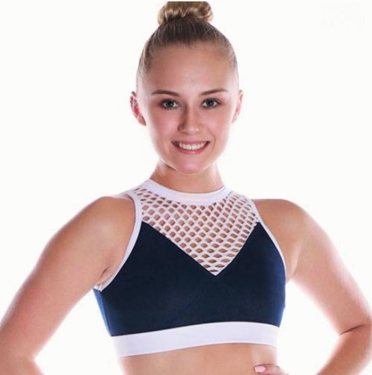 Cosi G Applause Crop Top