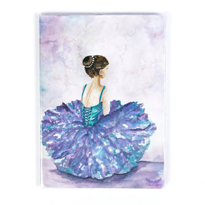 Dream Duffel Ballerina A5 Note Book