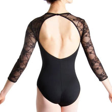 Load image into Gallery viewer, Bloch Kate 3/4 Sleeve Lace Leotard