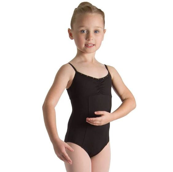 Bloch Sugar Bow Back Leotard