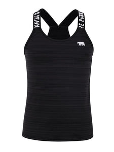 Running Bare Cosmic Workout Tank (Child)