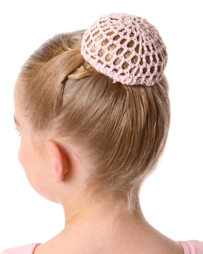 Studio 7 Crochet Bun Net