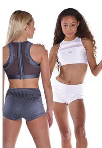 Cosi G Combat Crop Top