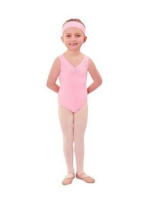Studio 7 Cotton Thick Strap Leotard (Child)