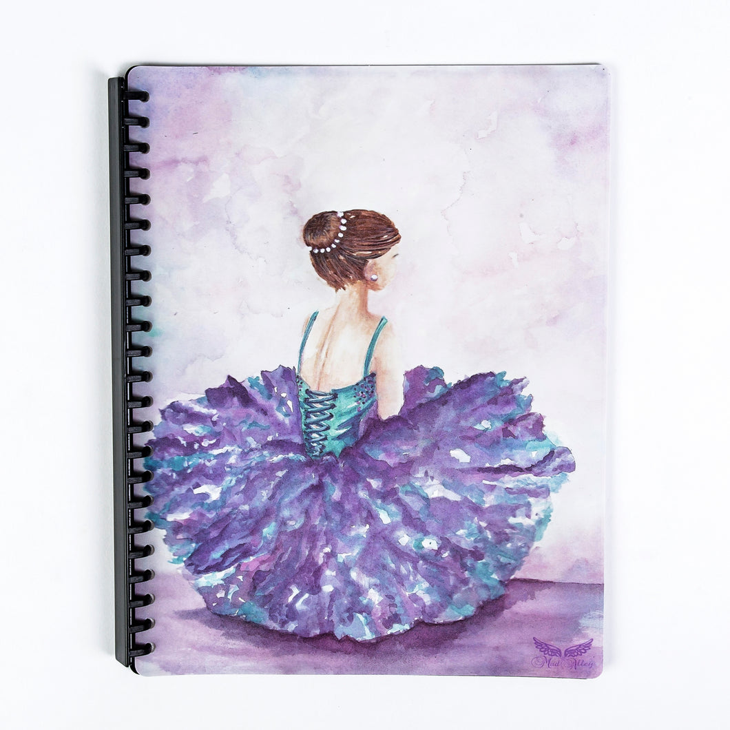Dream Duffel Ballerina Display Book