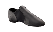 Load image into Gallery viewer, Capezio E-Series Jazz Slip On Black