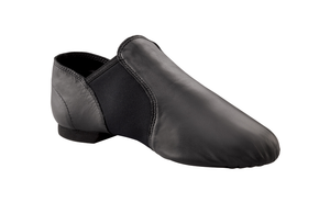 Capezio E-Series Jazz Slip On Black