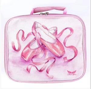 Dream Duffel Pointe Shoe Lunch Box