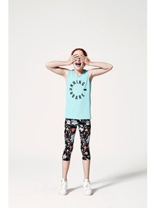 Running Bare 3/4 Leggings (Child)