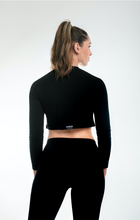 Load image into Gallery viewer, Evolve Long Sleeve Crop