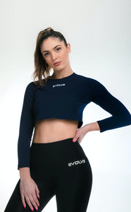 Evolve Long Sleeve Crop