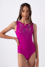 Load image into Gallery viewer, Sylvia P CHANTILLY LEOTARD