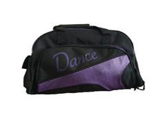 Load image into Gallery viewer,   Studio 7 Junior Duffel Bag – Dance Dark Purple