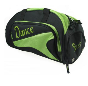 Studio 7 Junior Duffel Bag – Dance Lime